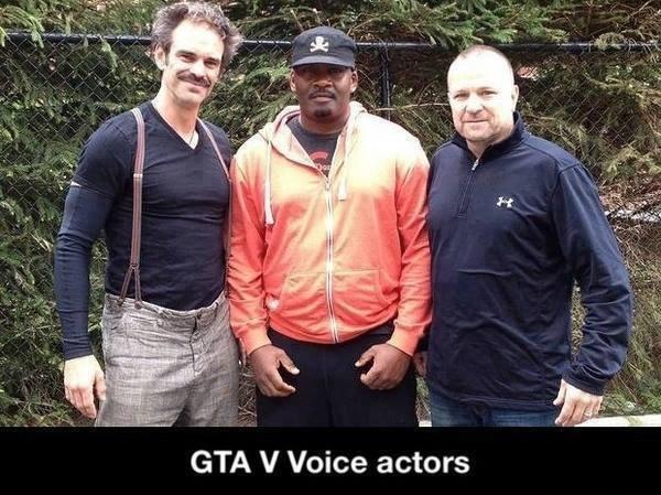 Trevor, Franklin and Micheal. . GTA V Voice actors. So, which one voiced Franklin Trevor Franklin and Micheal GTA V Voice actors So which one voiced