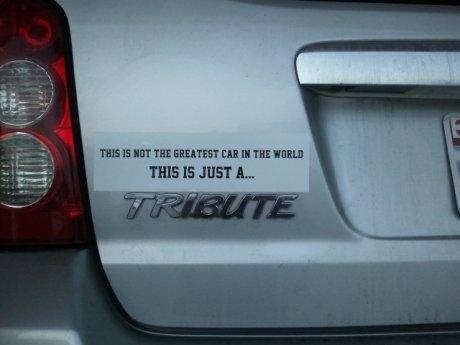 tribute. . THE IS JUST IL. tribute THE IS JUST IL