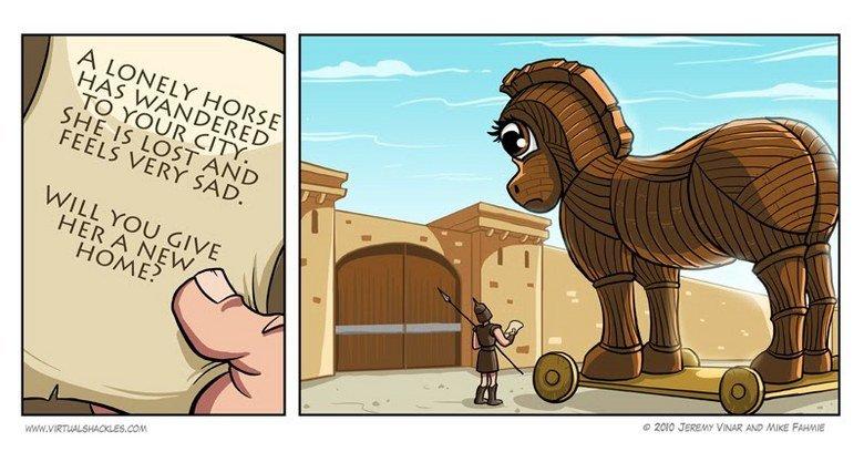 Trojan Horse Farmville. .. Farm Ville in the ol' times Trojan Horse Farmville Farm Ville in the ol' times