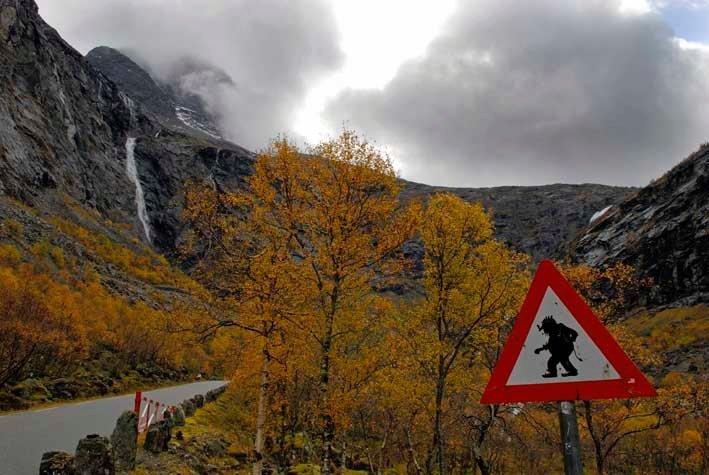 Troll in Norway. . Troll in Norway