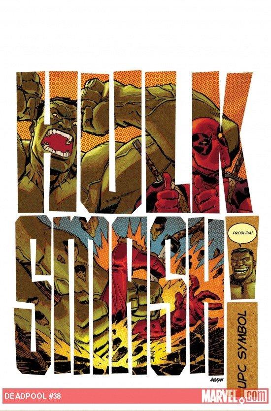 Troll hulk. . DEADPOOL #38 Troll hulk DEADPOOL #38