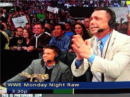 trolls on raw. lol. ii'' ii),' i; Monday Night Raw 3130;: I til II . troll