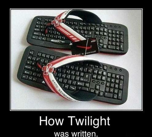 twilight writers. . How Twilight was written. twilight writers How Twilight was written