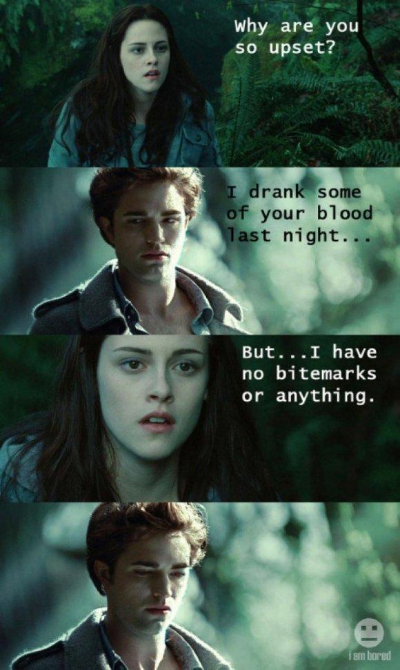 Twilight. Period.. . twilight Gay period