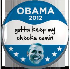 Typical Obama Voter. . Typical Obama Voter