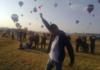 air balloon driver
