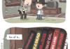 Rick Grimes: Zombie Irony