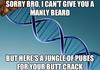 Fucking genetics