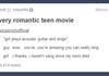 Every Romantic Teen Movie