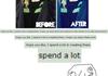 <b>i</b> spend a lot..