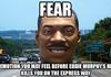 fucking fear