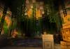 Overgrown portal on fun Minecraft server