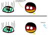 2 Polandball comics put together