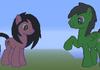 Minecraft Ponies