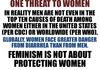 Effect of Feminism 150