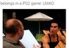 PS2 Guy