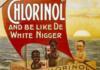 Chlorinol soda bleaching