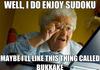 Dammit Grandma!