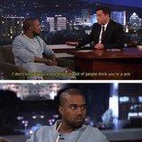 Nobody messes with Kanye We