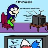 A Brief <b>Comic</b> of Sharks