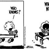 <b>Calvin</b> no <b>Hobbes</b>