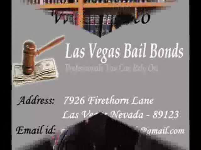 Bail Bonds Las Vegas. .