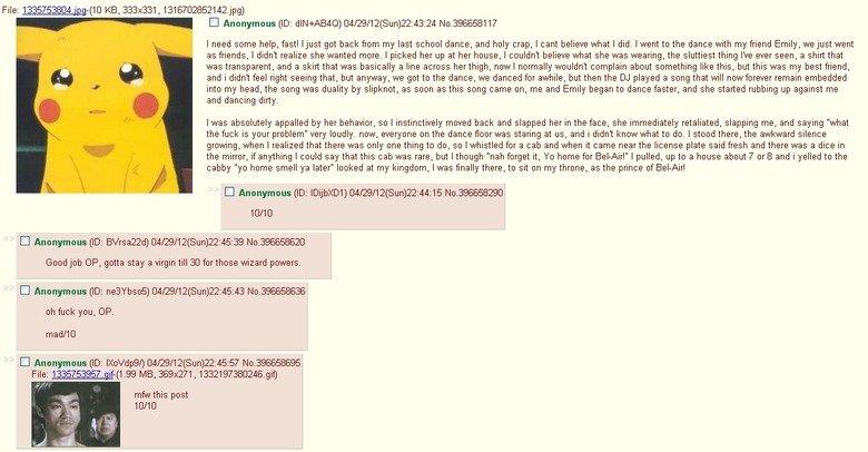 "4chan Dance. yep. File: . jpg- IO KB, 333x331, 1316702852142. jpg) e""- I Anonymous (ID: ) CU/ 29/ 12( Sun) 22: 43: 24 No. 396658117 I need seme help, fast! ajus fourchan the game"