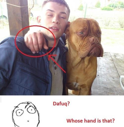 da fuq?. . Dafuq? Whose hand is that? da fuq? Dafuq? Whose hand is that?