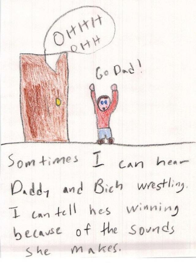 Daddy Wrestling. .. Repost. Daddy Wrestling Repost