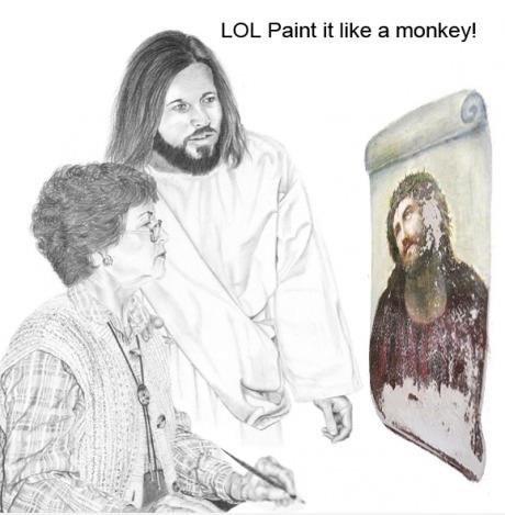 Dammit Jesus!. It's my Birthday! Account 2: nethj. LOL Paint it like a monkey!. Happy Birthday! me... Dammit Jesus! It's my Birthday! Account 2: nethj LOL Paint it like a monkey! Happy me