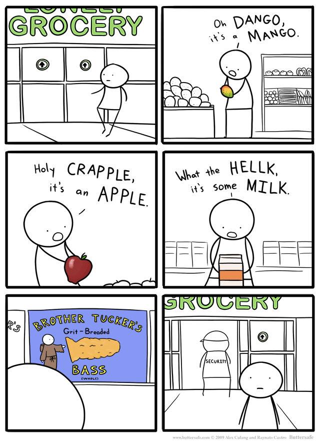 Dango Mango. .. Mother asshole. =) dango mango crapple Apple hellk Milk