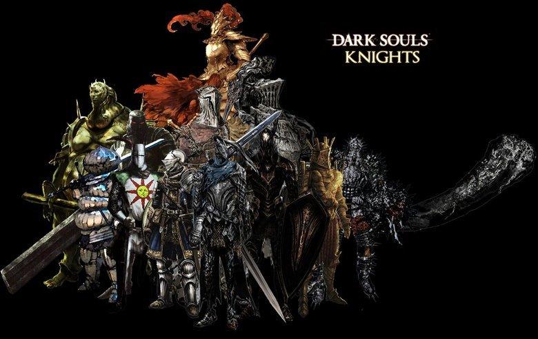 Dark Souls knights. which one is fav?. dark souls