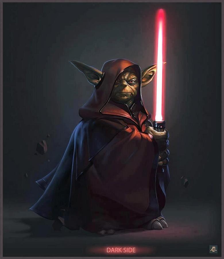 Darth Yoda. not mine. DARK SIDE. to the dark side, cookies we have Darth Yoda not mine DARK SIDE to the dark side cookies we have