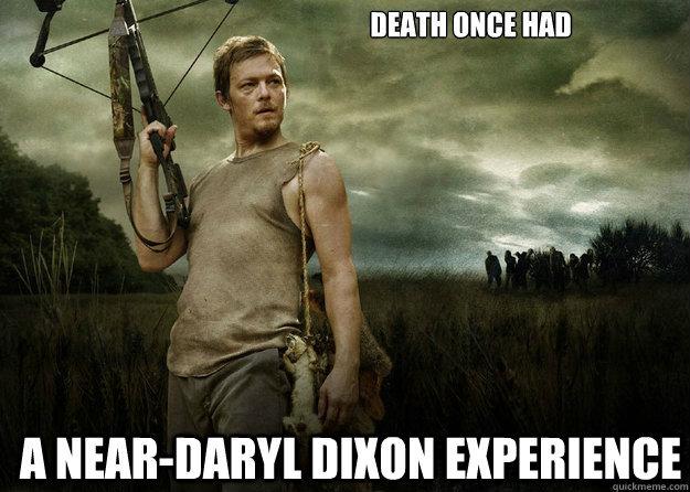 Daryl Dixon. yeah, can't wait for Season 4!. it nun: mrair 1.? daryl dixon