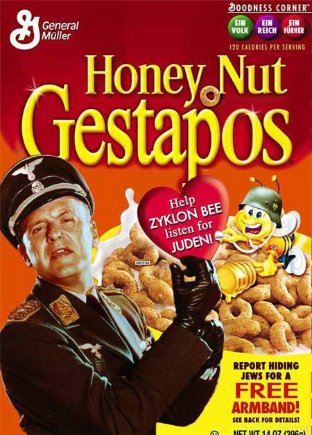 "Das ist gut. Durrr. General (iii, an All, Mealier IIH.' lil FREE manna!. actually it should be ""Helfe Zyklon Bee listen für Juden!"" if im abit of a.. Grammar Nazi... Ha..ha.. Ya get it?.... Das ist gut Durrr General (iii an All Mealier IIH ' lil FREE manna! actually it should be ""Helfe Zyklon Bee listen für Juden!"" if im abit of a Grammar Nazi Ha ha Ya get it?"