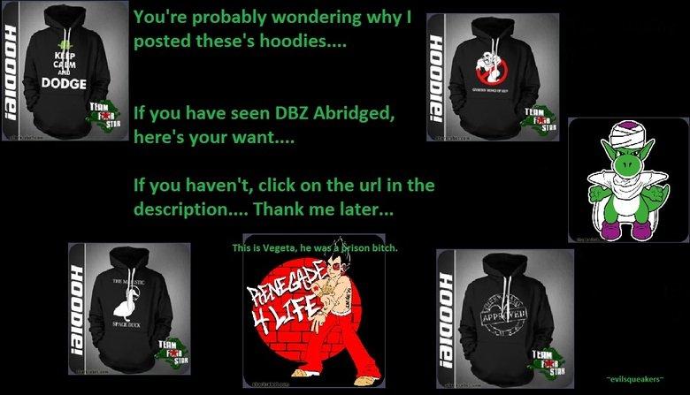 DBZ Abridged Wants. www.youtube.com/watch?v=P5iT0re_tZE. lanai.... cough wile saying (nonprofit based parody) dbz