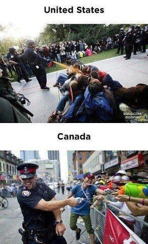 Dem Canadians. TQ. United States Dem Canadians TQ United States