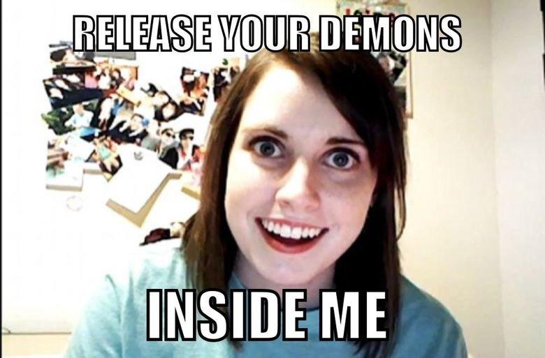 Demon semen. . I In ME. if you insist Demon semen I In ME if you insist