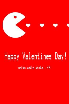 Description. Tags. liba- Happy Valentines Day! wakka wakka wakka...{ 3 Valentines Pacman The Game