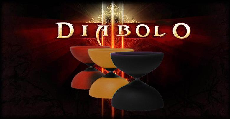 Diabolo 3. Outdoor Gameplay Modus!. Diabolo three