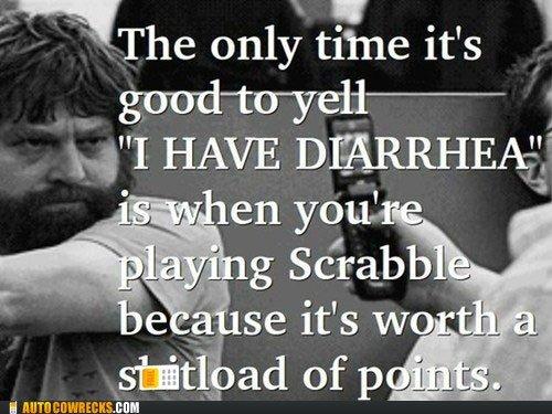 Diarrhea. . only tane it' s Diarrhea only tane it' s