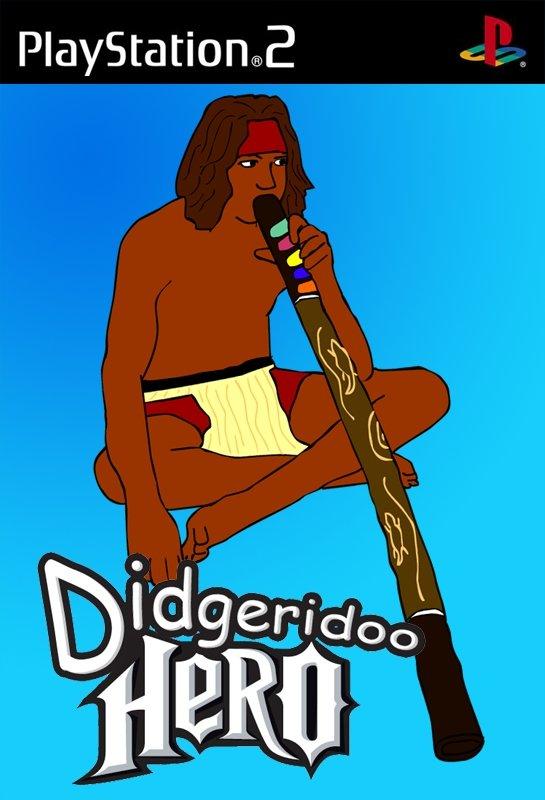 didgeridoo hero. didgeridoo hero