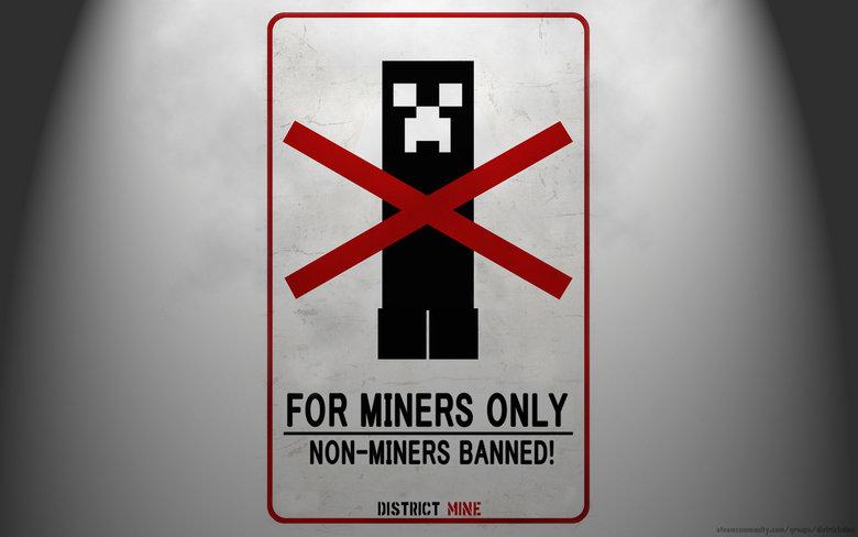 District Mine. HD Quality.. ... district mine wallpaper