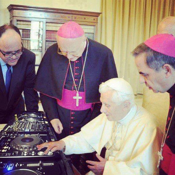 DJ Pope. . pope DJ funny jokes laugh lol