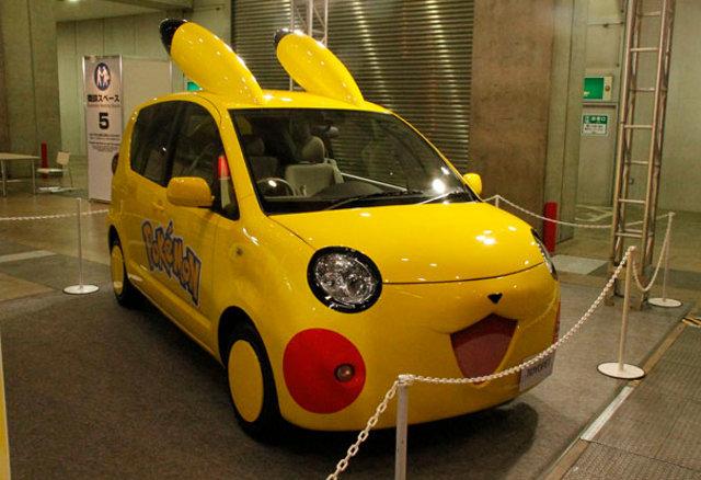 Do want!!. got from geekologie.. Pokemon Cars pokemans