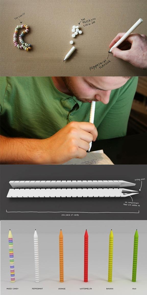 DO WANT. Holy , Best pencil ever. DO WANT. WWY: 3! tidy. where do i get one Potato Rape