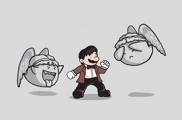 Doctor Mario. Heheh. Doctor Mario Heheh