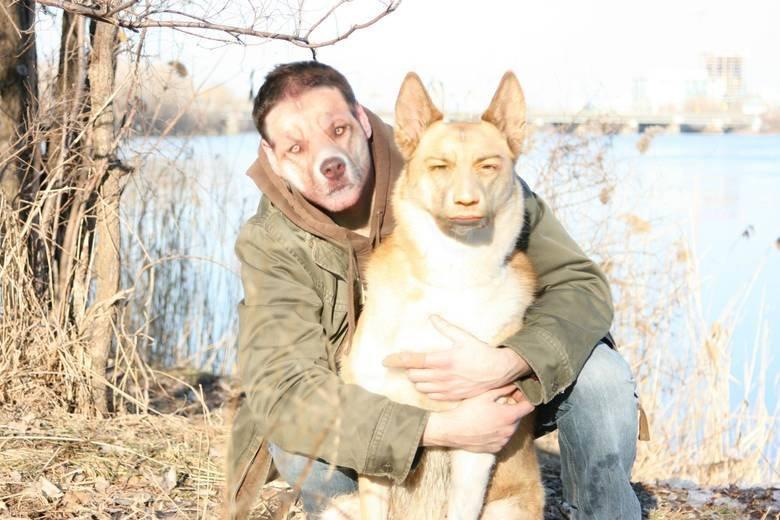Dog Face. . Dog Face
