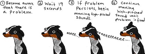 Dog logic. My website: incredibleoddities.com Sauce on comic: hyperboleandahalf.blogspot.com/2010/1.... fhab Maakt it; Ire. tryouts Dog logic My website: incredibleoddities com Sauce on comic: hyperboleandahalf blogspot com/2010/1 fhab Maakt it; Ire tryouts