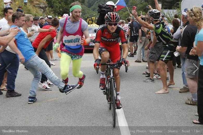 Don't Chase Cyclists. . Don't Chase Cyclists